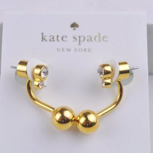 Kate Spade Diamond Smooth Earrings